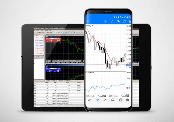 HotForex MT5 | Multi-asset trading on one powerful platform